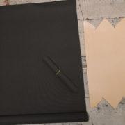 第1回目、帆布と革のトートバッグ制作日記