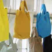酒袋バッグの「V.D.L.C」展示会に行ってきた!