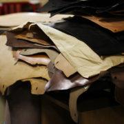 栃木レザーの極上ヌメ革、仕入れ日記
