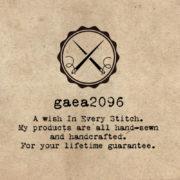 一針一針、丹精込めて。ガイア2096の手縫いシリーズ。