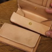さらに使いやすく!お客様の理想に合わせて革財布をカスタム